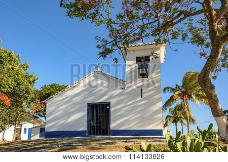 Ossos church in Buzios