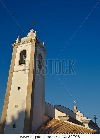 Matriz Church in Albufeira