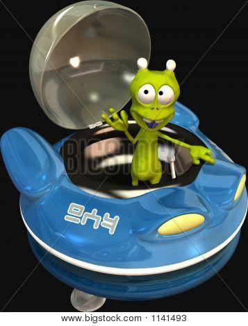 Toon Alien 3