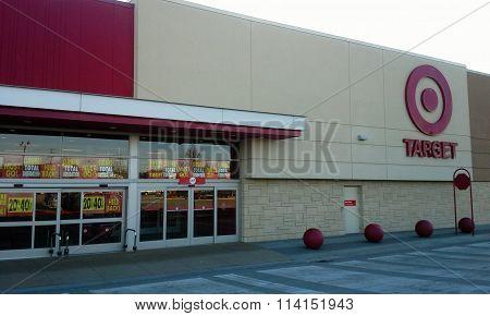 Target Store Closing