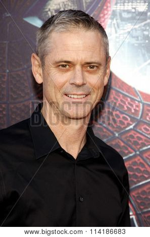 LOS ANGELES, CALIFORNIA - June 28, 2012. C. Thomas Howell at the Los Angeles premiere of
