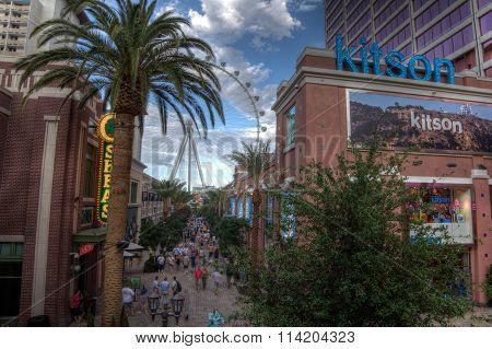 The Linq High Roller Las Vegas