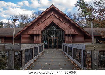 Michigan Forest Visitors Center