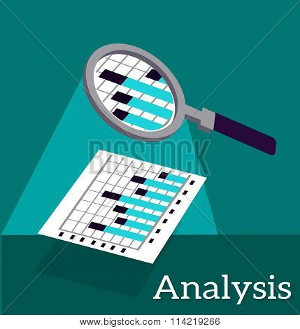 Analysis Infographic and Data