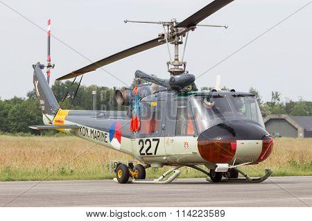 Uh-1B Huey Dutch Navy