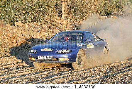 Rally Southern Ural 2010