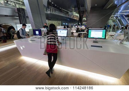 Hamad International Airport In Doha