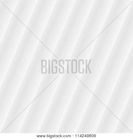 White corrugated paper seamless background for web design.