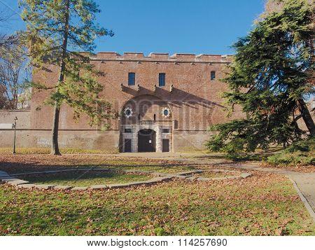Cittadella In Turin