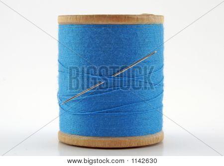 Antique Spool Of Thread