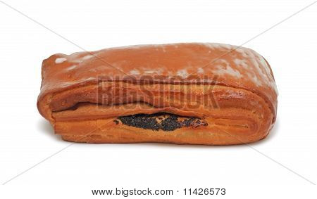 Poppy Patty-cake, Isolated