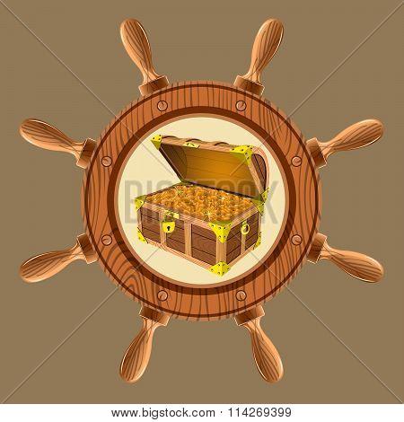 Icon Pirate Chest