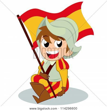 Spaniard Soldier
