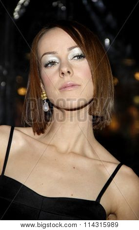 Jena Malone at the Los Angeles Premiere of