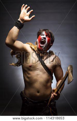 Crazy Warrior