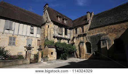 Sarlat La Caneda Village, Perigord, France