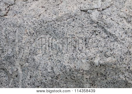 Closeup Of The White Nature Stone Texture