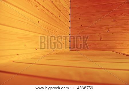 The Abstract wooden background new stock image poster