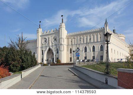 The Royal Castle. Poland, Lublin Province, Lublin.