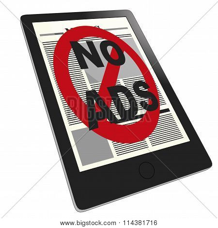 Tablet No Ads