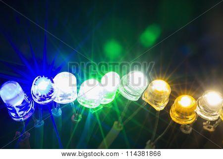 Shining Led Lights