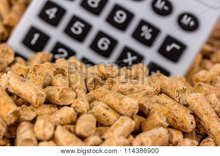 pellets for heating