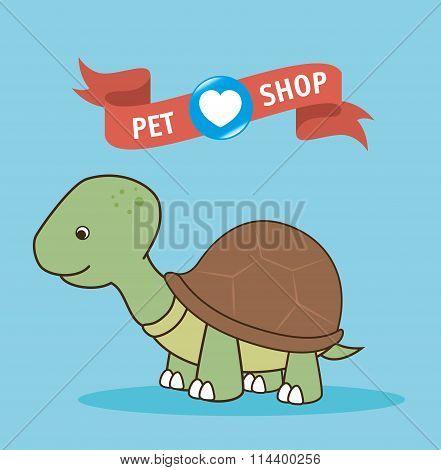 Cute pet cartoon