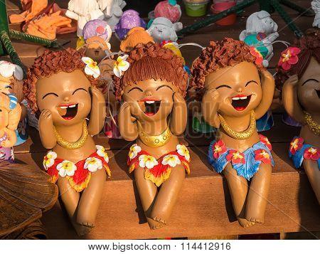 Aloha Cray Doll