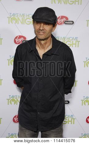 Michael Biehn at the Los Angeles Premiere of