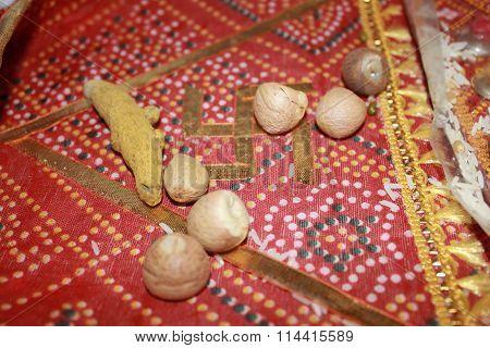 Jain Wedding Ritual Objects