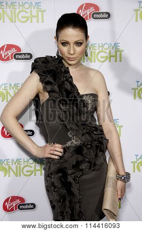 HOLLYWOOD, CALIFORNIA - March 2, 2011. Michelle Trachtenberg at the Los Angeles premiere of