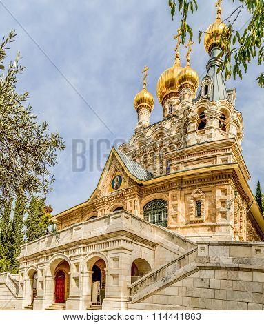 The Church Of Mary Magdalene