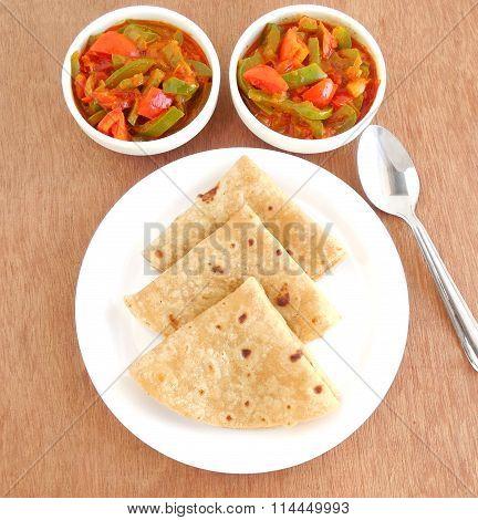 Indian Food Chapati