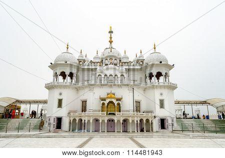 Anandpur Sahib Gurdwara