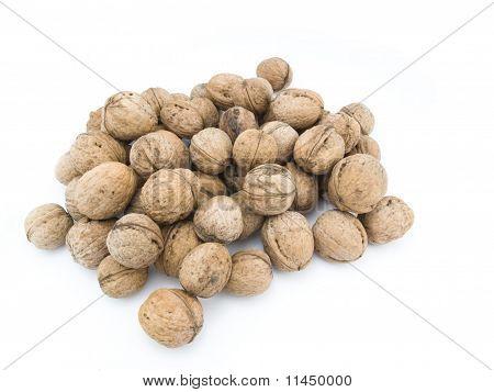 Heap Of Walnuts