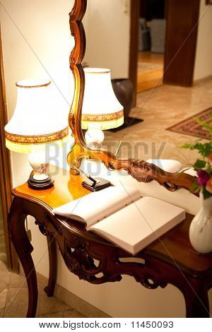 Guestbook Is Waiting