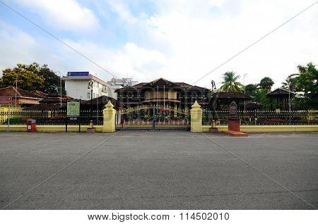Istana Jahar the Muzium Adat Istiadat Diraja Kelantan