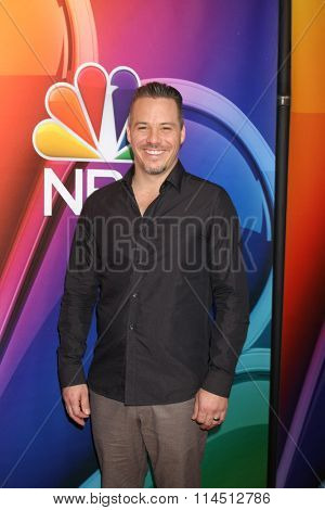 LOS ANGELES - JAN 13:  Michael Raymond-James at the NBCUniversal TCA Press Day Winter 2016  at the Langham Huntington Hotel on January 13, 2016 in Pasadena, CA