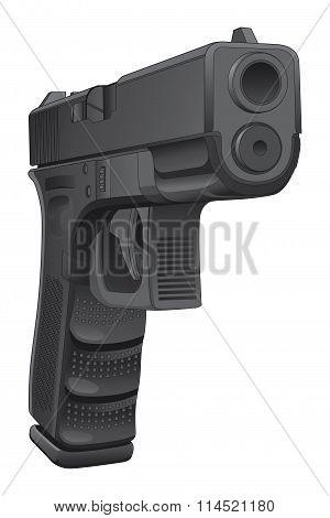 Gun Pointing At You