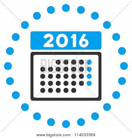2016 Month Syllabus Icon