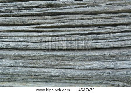 Wood grain and texture.