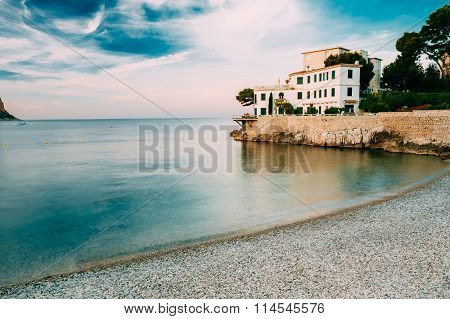 Luxury House on the French Riviera in Cassis, France