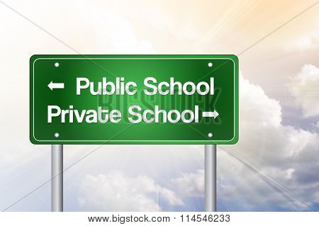 private school and public school essay School choice is a sticky subject: parents can be quick to pass judgment on whether another parent chooses public or private.