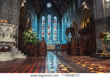 St Canice's Cathedral in Kilkenny