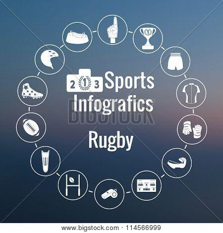 Set of sport icon.