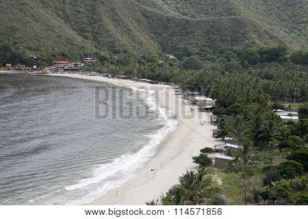 South America Venezuela Chuao Coast