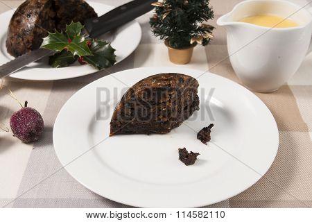 Christmass pudding