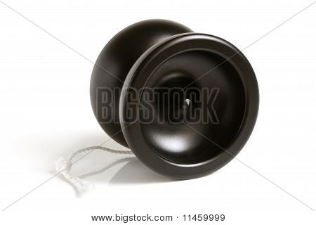 Black Yo-yo Toy