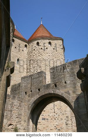 Tower And Gateway