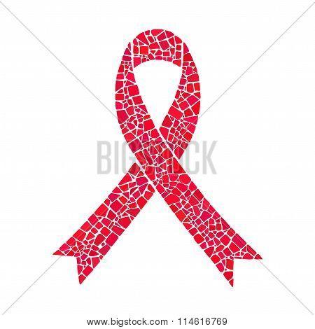 World Cancer Day symbol